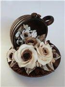 Цветы ручной работы из полимерной глины - Страница 5 501c0f7ed685t