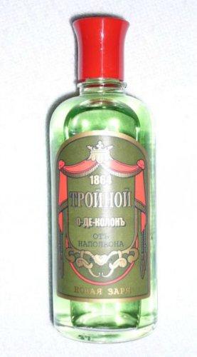 Флакон из-под одеколона времен Великой Отечественной войны. 033b67619407