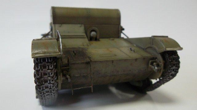 Т-26Т артиллерийский тягач, 1/35, (RPM 35072). 6e43da43f4ed