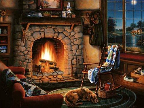 Вечернее настроение у камина - Страница 5 Ae8d26a2709f