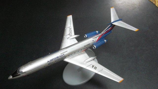 Ту-134А/Б-3, 1/144, (Звезда 7007). C9c61f903e7d