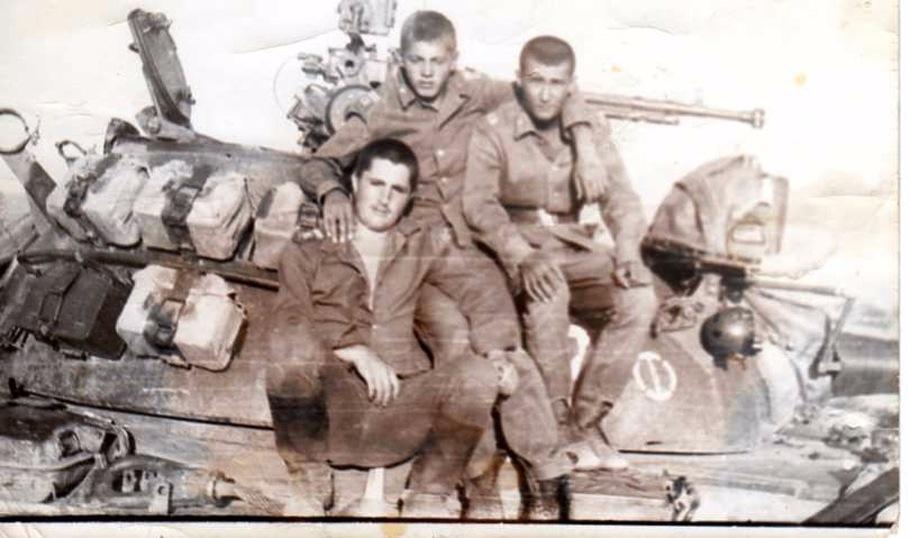 Т-55. ОКСВА. Афганистан 1980 год. F819358da1d5