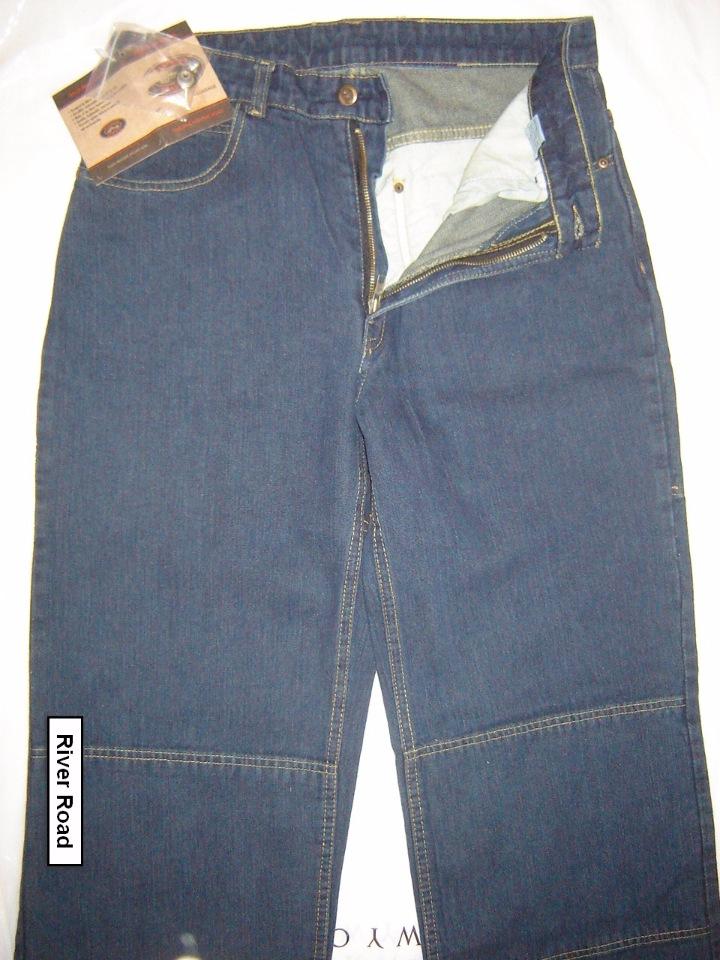 River Road / джинсы кевларовые.  42317f219534