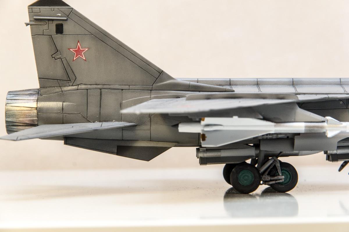 МиГ-31. Звезда, 1:72 Bb453cb1fa4d