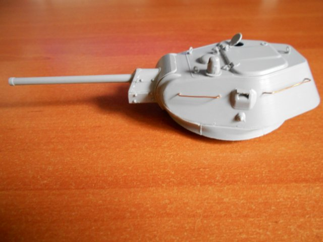 Т-34/76 Красное Сормово 1/35 (Моделист) 9272066a25e3