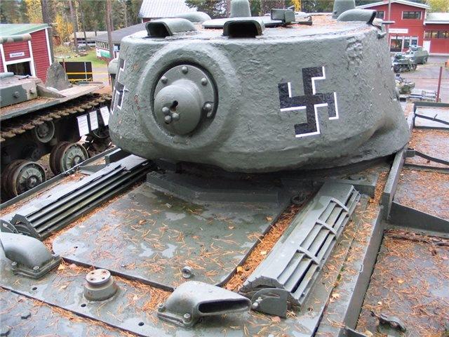КВ-1 Беспощадный (Звезда+Арк-модел) 89cac248d254