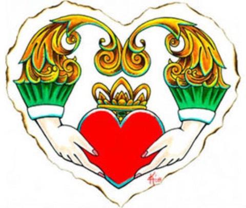 Символ: кладдахское кольцо и Кладдах 20957a92269e