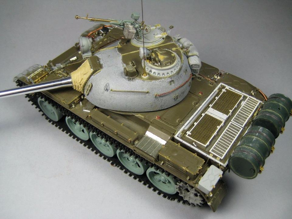 Т-55. ОКСВА. Афганистан 1980 год. - Страница 2 468558279bef