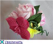 Цветы ручной работы из полимерной глины - Страница 5 90c692a080a0t