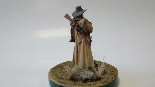 Wyatt Earp / Tombstone, 54мм, (подарок брату). 7c0d4a21f550