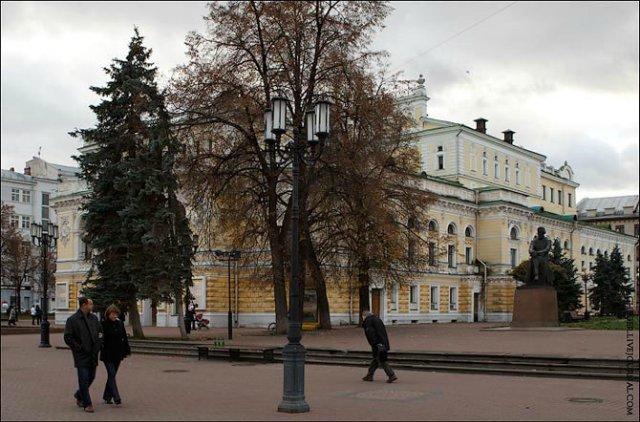 Старый-новый Нижний Новгород. 7b71c15f9f47
