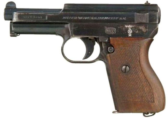 Пуля от пистолетного патрона 7,65Х17 мм. D3f5b8e41733