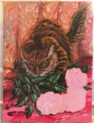 Кошки из бамбука и акрила - Страница 4 869d82504f75t