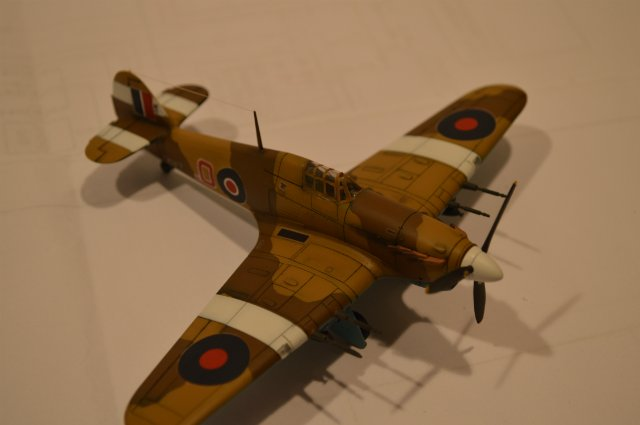 Hawker Hurricane МкIIc (Revell) 1/72 Fdb202672a5e