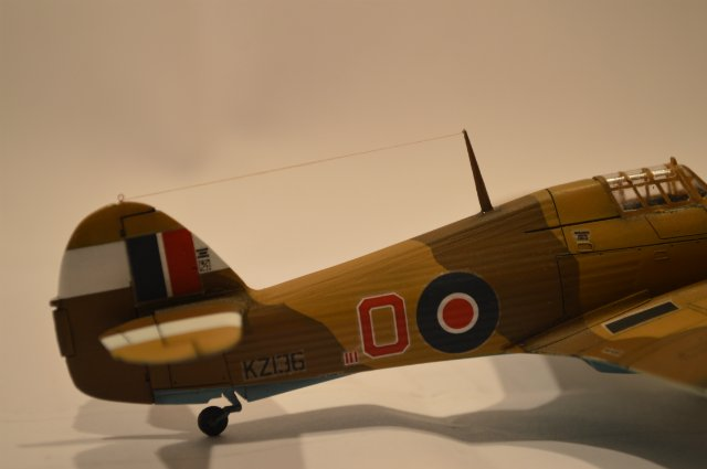 Hawker Hurricane МкIIc (Revell) 1/72 4d12bfb60790