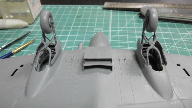 Ил-2, масштаб 1/48, (Tamiya 61113). C8181333745d