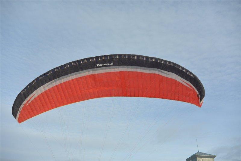 Параплан MISTRAL 5 производитель SWING (GERMANY) 2008г/в 9f722c55bd56