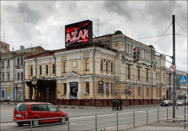 Старый-новый Нижний Новгород. 04f9afadc3e6