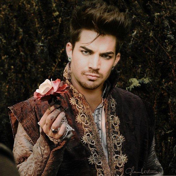 Адам Ламберт, принц глэм-рока... C56cd36a57b2