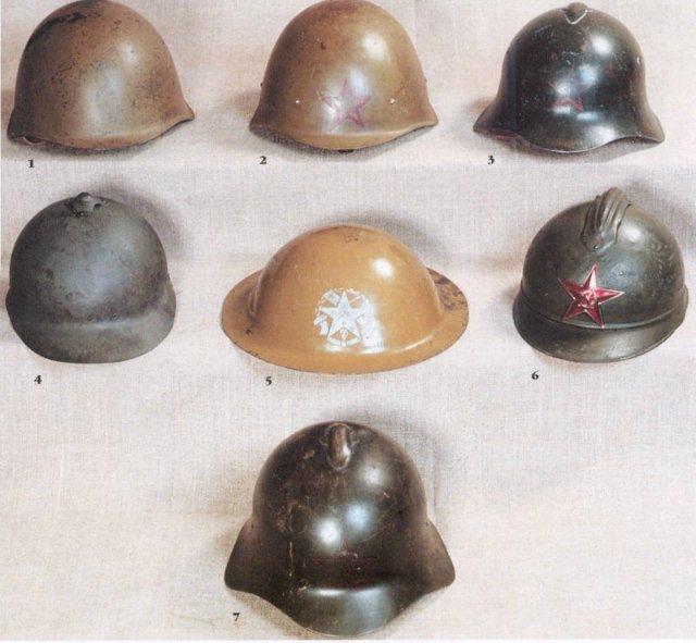 Шлем стальной обр. 1940 г. (СШ-40) 867c8acf801b