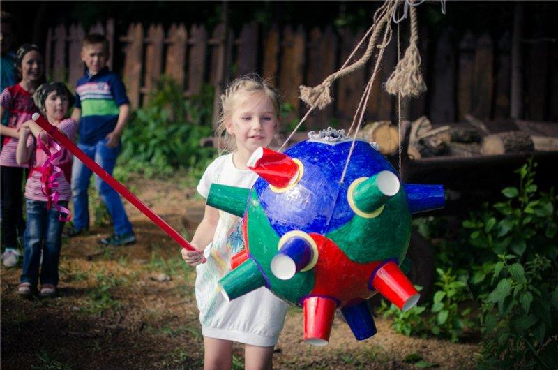 Организация и проведение детских праздников 5ff22bd47a52