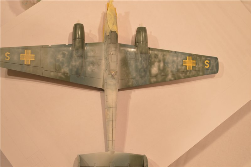 Bf-110 C-4/B (Airfix)  1/72 Fb52051482c9