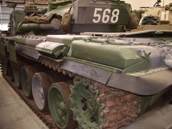 ВАЛК! Т-72М, армии ГДР C5830a586c90