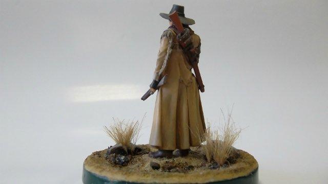 Wyatt Earp / Tombstone, 54мм, (подарок брату). 0deb3b5c4423