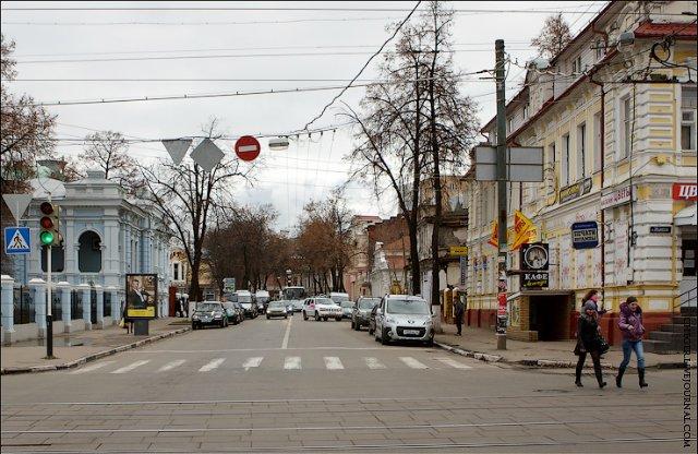 Старый-новый Нижний Новгород. Ecbaa789aad7