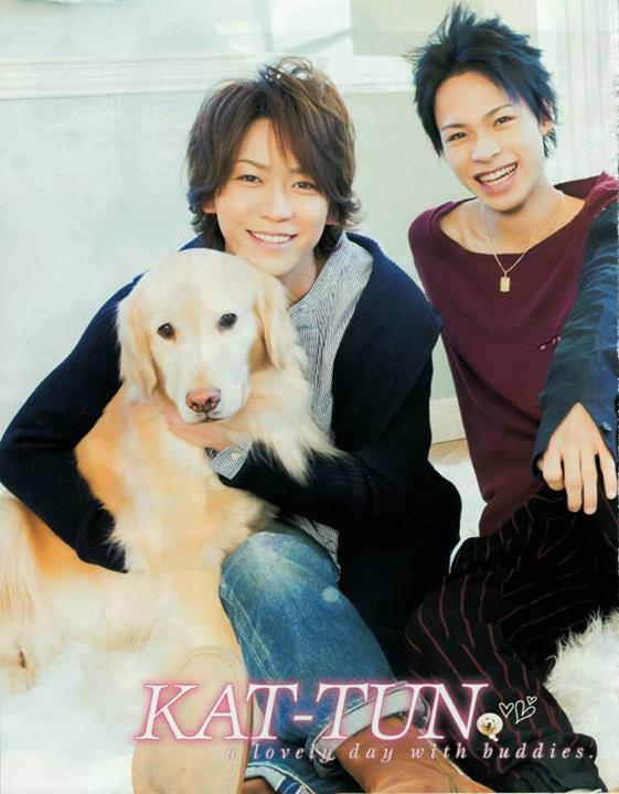 KAT-TUN / カトゥーン - Страница 27 4e897d83b750