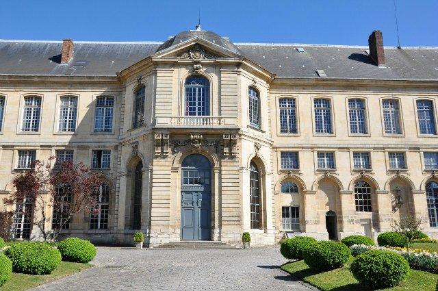 Les nouveaux bâtiments conventuels des XVII° et XVIII° siècles B93d60c15d45