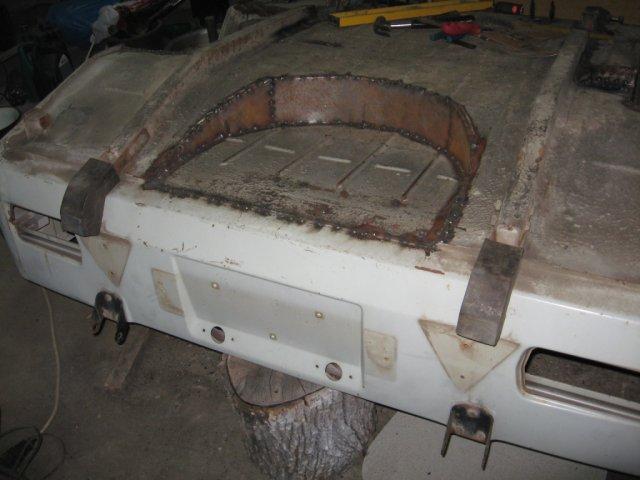 Скиф с ходовой от ЗАЗ 968м 902cb3f7cbac