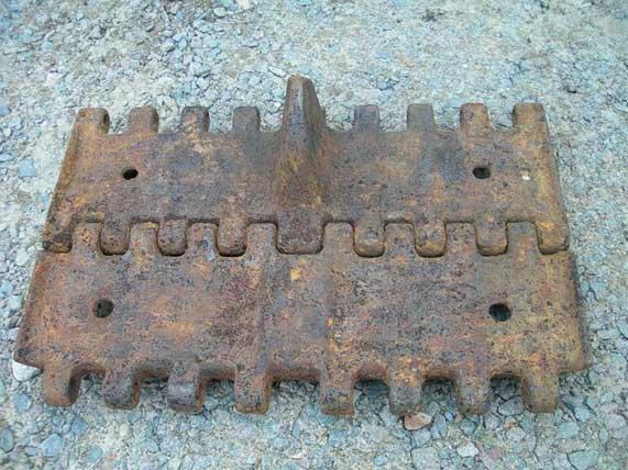 Трак от гусеницы танка Panzerkampfwagen IV 587184d17327