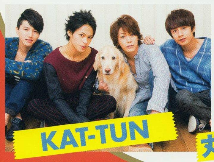 KAT-TUN / カトゥーン - Страница 27 6462cc96b991