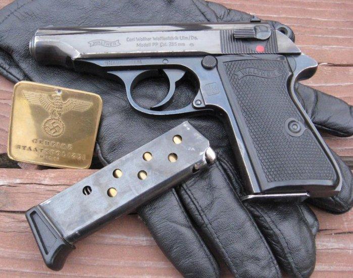 Пуля от пистолетного патрона 7,65Х17 мм. 39d219e585a7