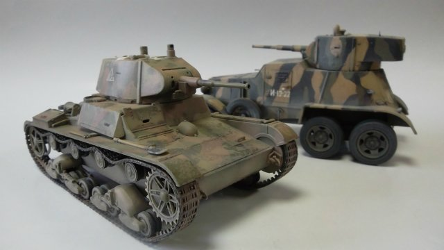 Т-26 обр. 1939 г. 1/35, (Mirage hobby 35309). 49f141ec6dc4