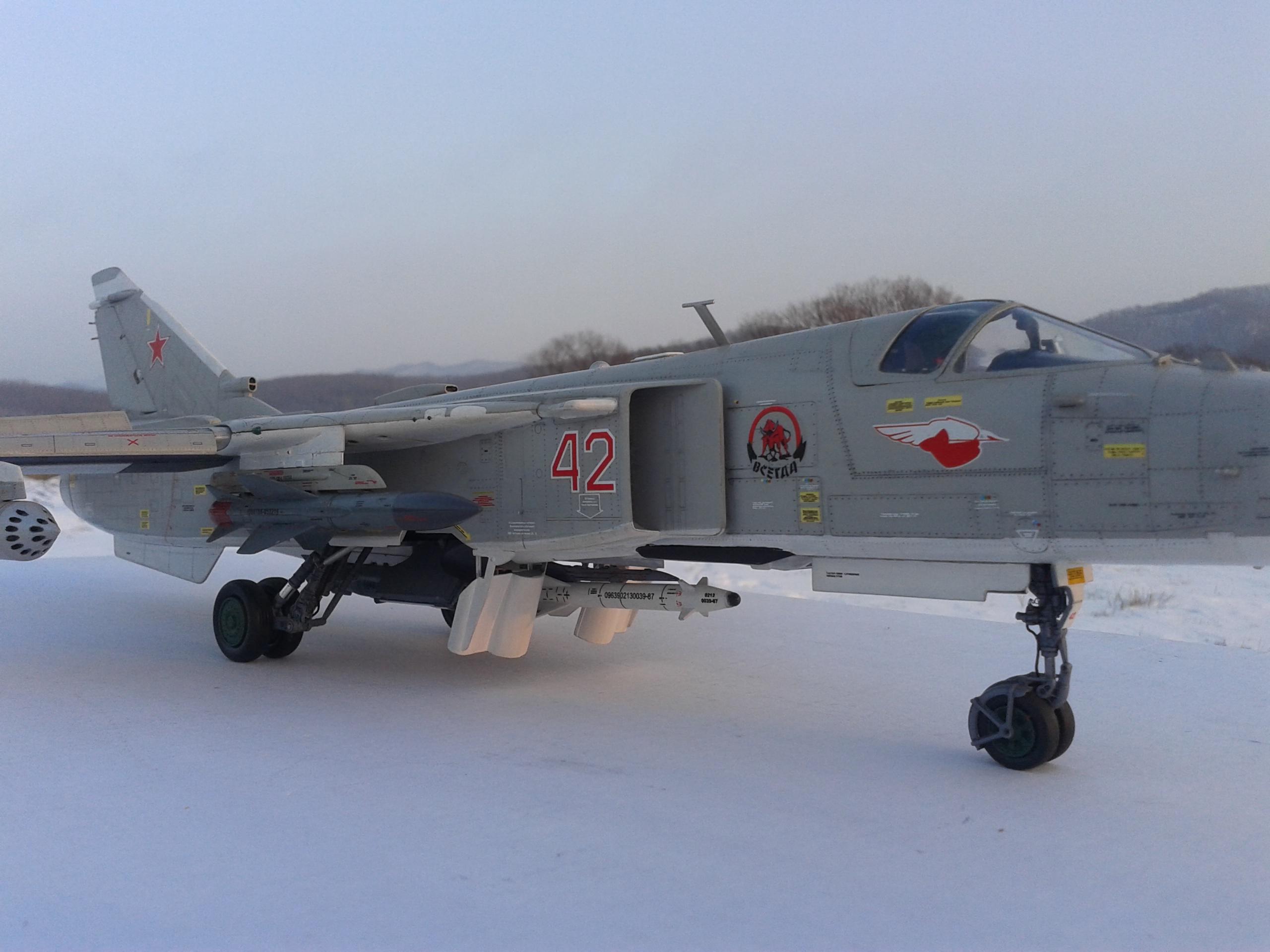 Су-24М 1/48 (TRUMPETER) 62f76a48141b