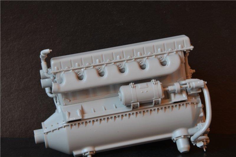 Т-34/85 model 1944г. Factory №. 174 маштаб 1/16 Trumpeter B8e7fc55d2e4