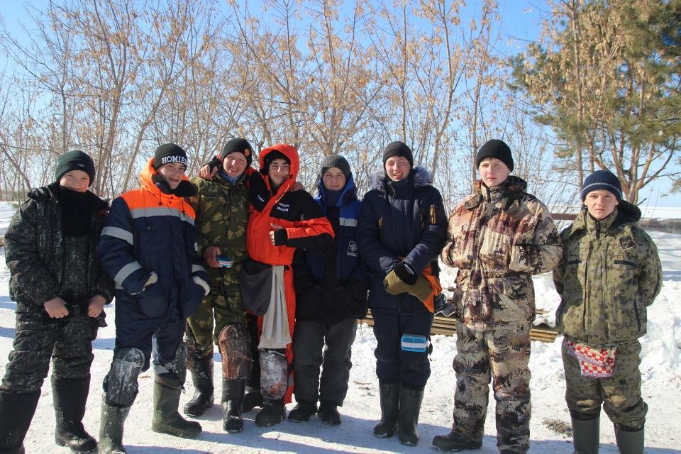 Первенство города Кургана по ловле на мормышку со льда среди юношей и девушек с 14 до 17 лет. 45b94eb60612