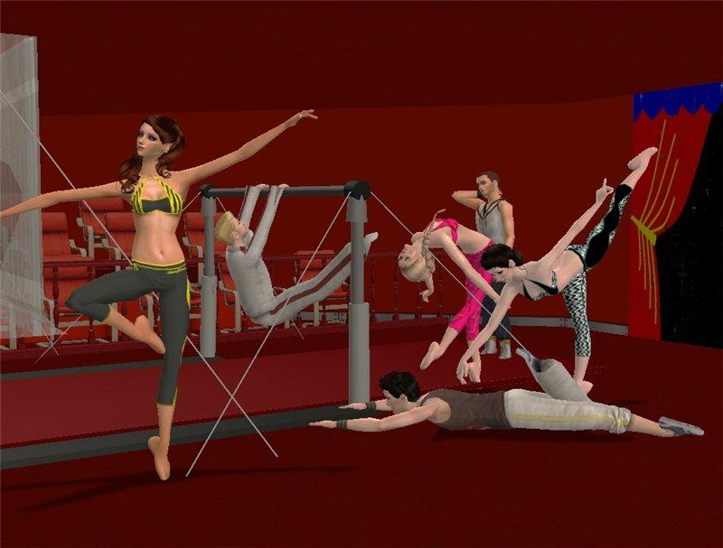 Типичные цирковые... 753e0ec5b0ef
