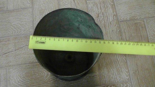 Гильза от 150-мм тяжёлой полевой гаубицы 15 cm sFH 18 A15606b00f9f