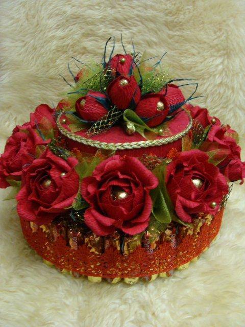Букеты из конфет - Страница 40 4a3d6ca3339f