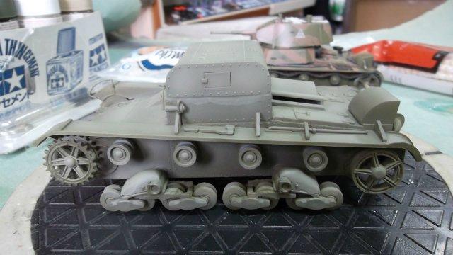 Т-26Т артиллерийский тягач, 1/35, (RPM 35072). Fab0b735ce3e