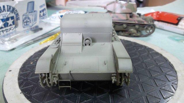 Т-26Т артиллерийский тягач, 1/35, (RPM 35072). 5cb8d99045c7
