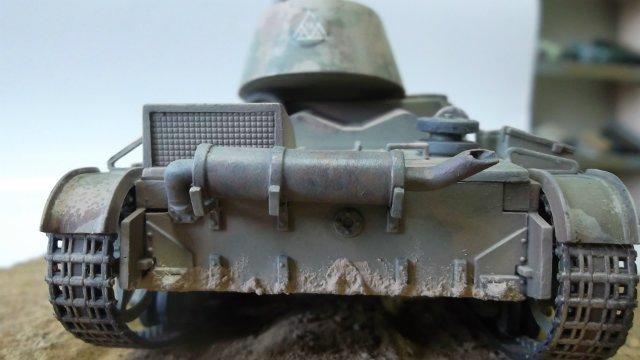 Т-26 обр. 1939 г. 1/35, (Mirage hobby 35309). 410b82b1fbd6