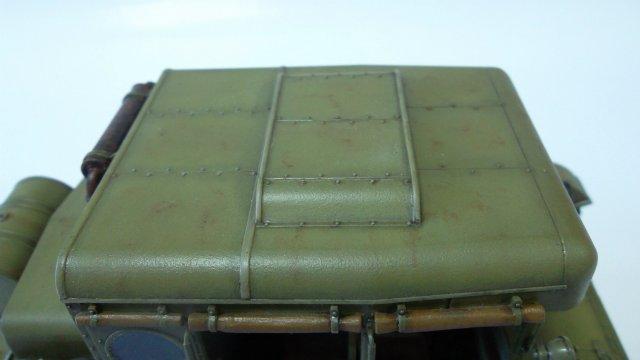 Тягач Т-26 / трофейный польский С7Р, 1/35, (Mirage hobby 35903). B03124694976