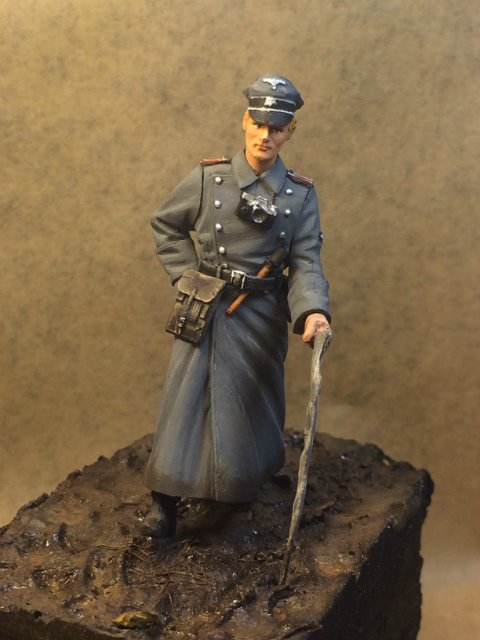 Немецкий офицер (1/35) 75225dc4411f