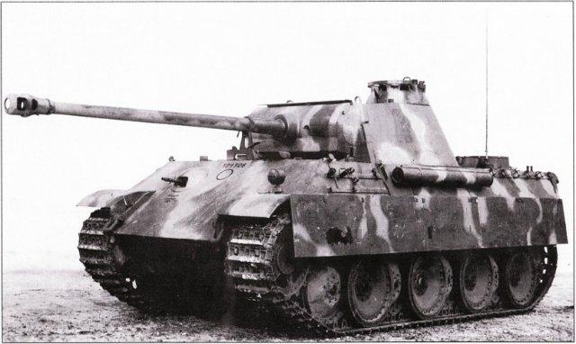Jagdpanther, 1/35, («Tamiya» 35203). 2b7163a1d2bf