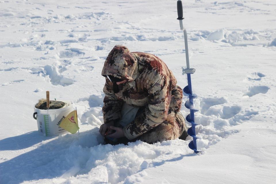Первенство города Кургана по ловле на мормышку со льда среди юношей и девушек с 14 до 17 лет. Ef7706726d57