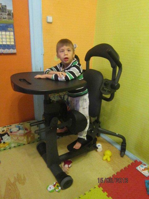 Антон Диванаев.5 лет. ДЦП, бронх. астма .SOS... 004d39785d56